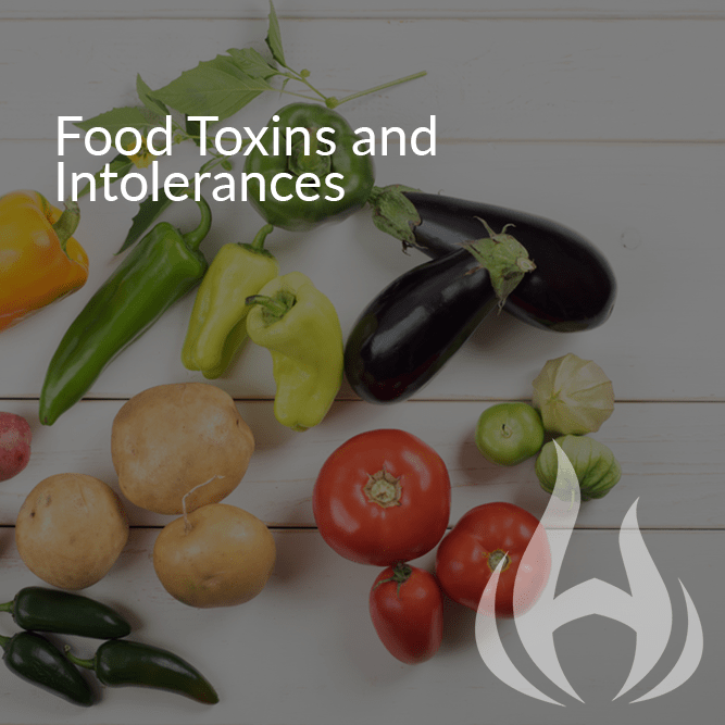 Food Toxins and Intolerances