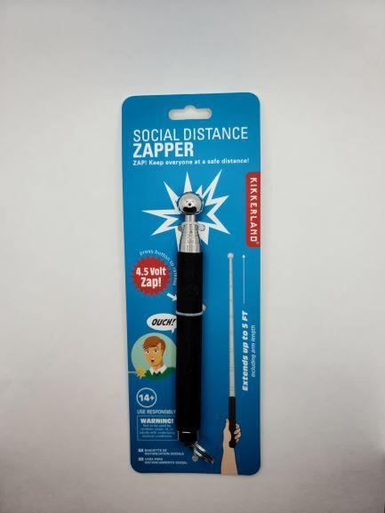 Social Distance Zapper