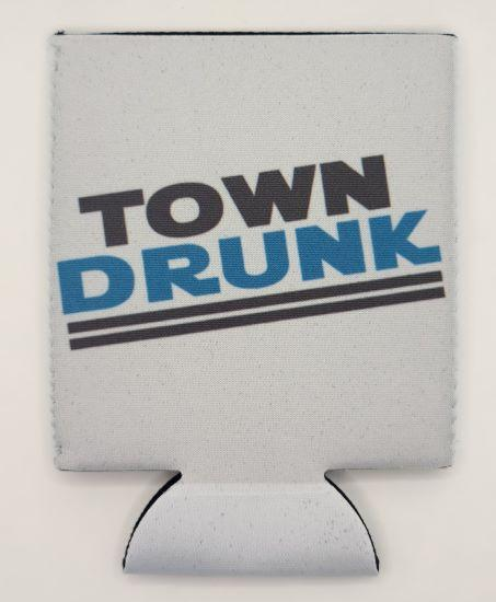 Town Drunk Coozie