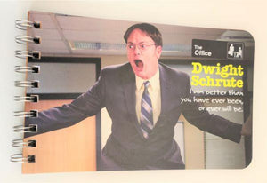 The Office Dwight Schrute Quotes Book