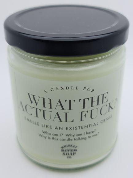 What The Actual F*ck Candle
