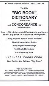 Little BigBook Dictionary - LP