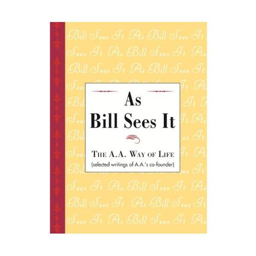 B5 - As Bill Sees it - Hard Cover