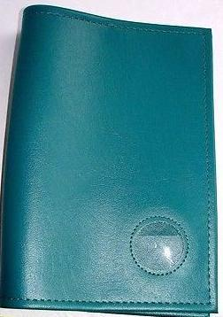BC04 - Big Book - Green - Hard Cover W/Coin