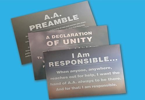 M11 - Set-Responsibility & Preamble Placards