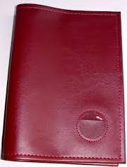 BC04 - Big Book - Burgundy - Hard Cover W/Coin