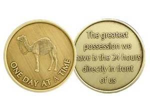 Bronze Camel One Day (Greatest Possession)