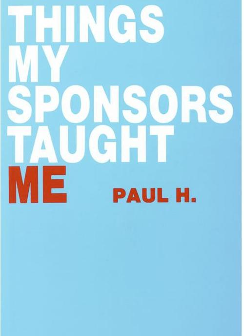 5155 - Things My Sponsors Taught Me