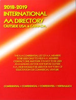 International AA Directory