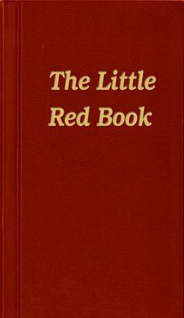 1030 - Little Red Book - Hardcover
