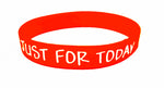Wristband Just For today