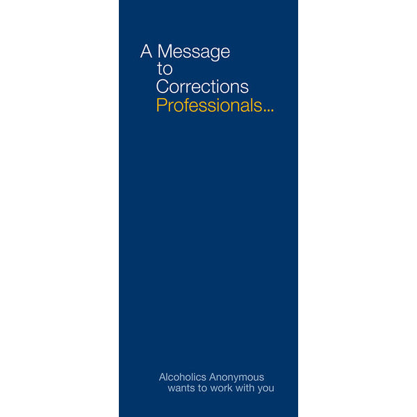 P20 - Message Correctional Prof