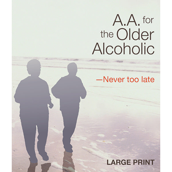 P22 - AA for the Older Alcoholic (Large Print)