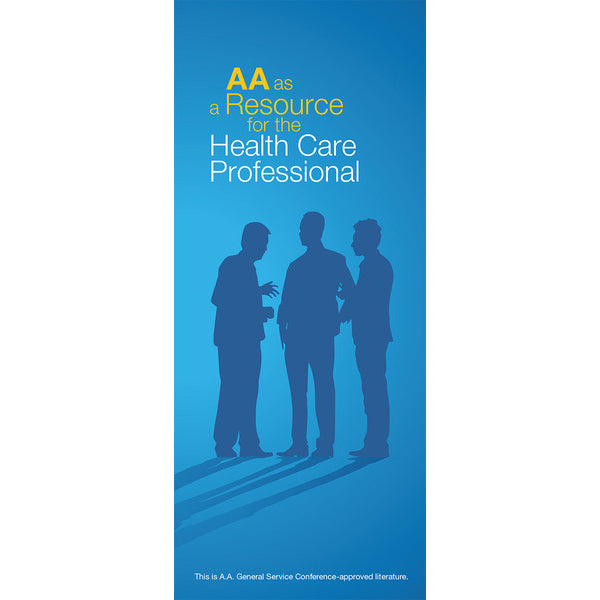 P23 - AA a Resource for the Health Care Professional