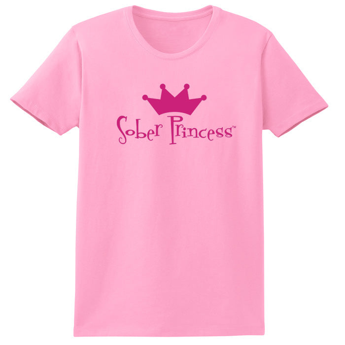 Sober Princess Tee