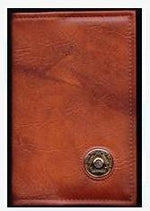 BC04 - Big Book - Brown - Hard Cover W/Coin