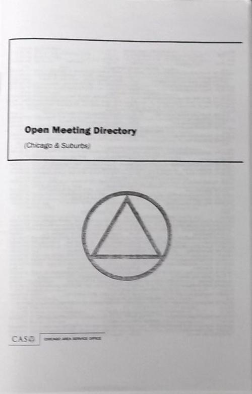 C14 - Open Meeting Directory
