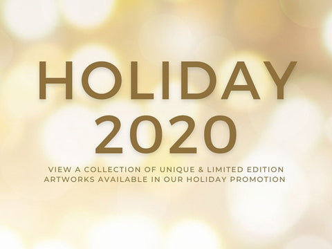 HOLIDAY 2020 COLLECTION - 20% OFF + FREE SHIPPING