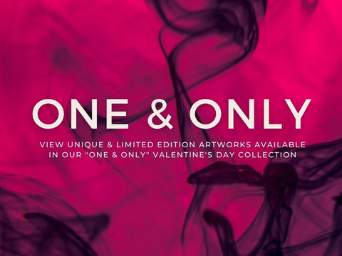 "THE ""ONE & ONLY"" COLLECTION FOR VALENTINE'S - 25% OFF WITH CODE"