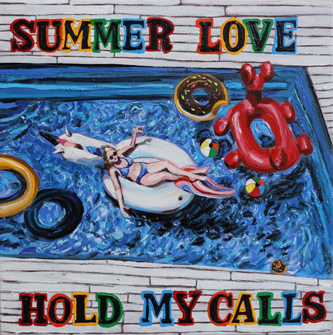 "Annika Connor ""Hold My Calls"""