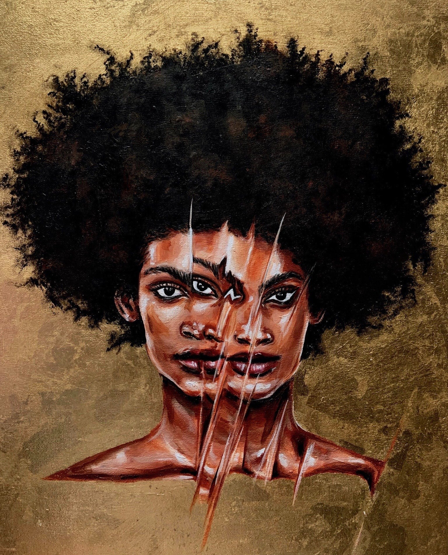 "Ashley Chew ""AfroOpulence II"""