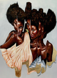 "Ashley Chew ""AfroOpulence I"""