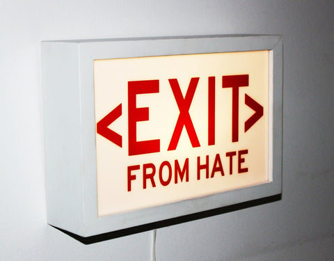 "Cabell Molina ""EXIT from HATE"""