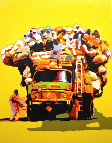 "Grace Graupe-Pillard ""Truckload"""