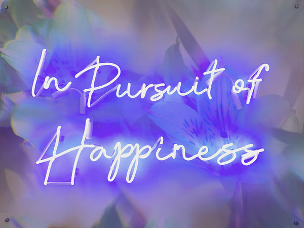 "Indira Cesarine ""In Pursuit of Happiness"""