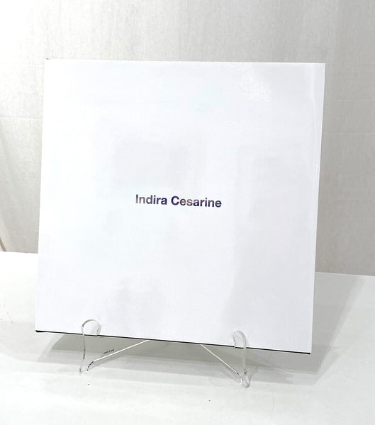 "Indira Cesarine ""The Parlor NYC"" Exhibition Publication, Signed"
