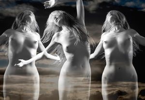 "Indira Cesarine ""Three Graces"""