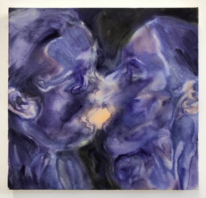 "Loren Erdrich ""Night Kissing II"""