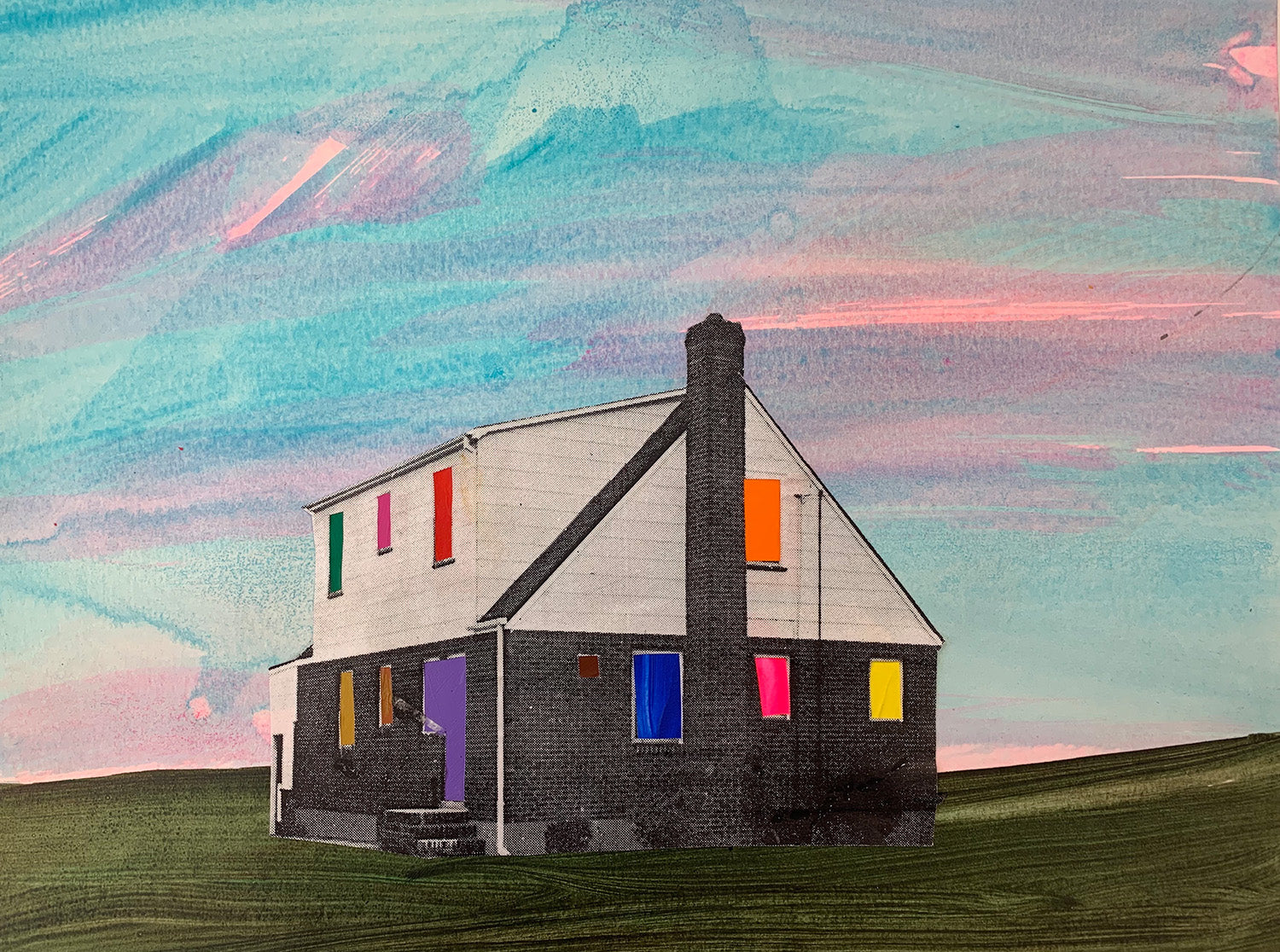 "Robin Tewes ""House Project 326"""