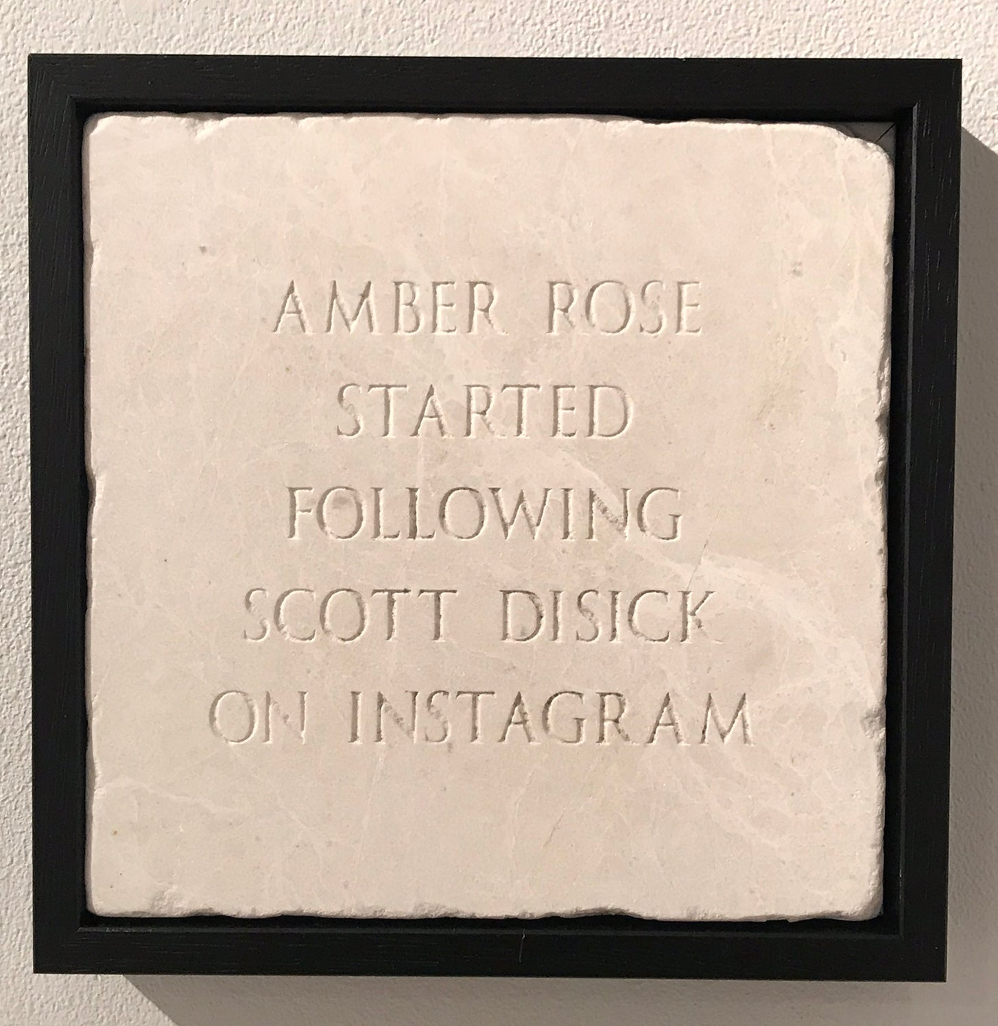 "Sarah Maple ""Amber Rose Started Following Scott Disick On Instagram"""