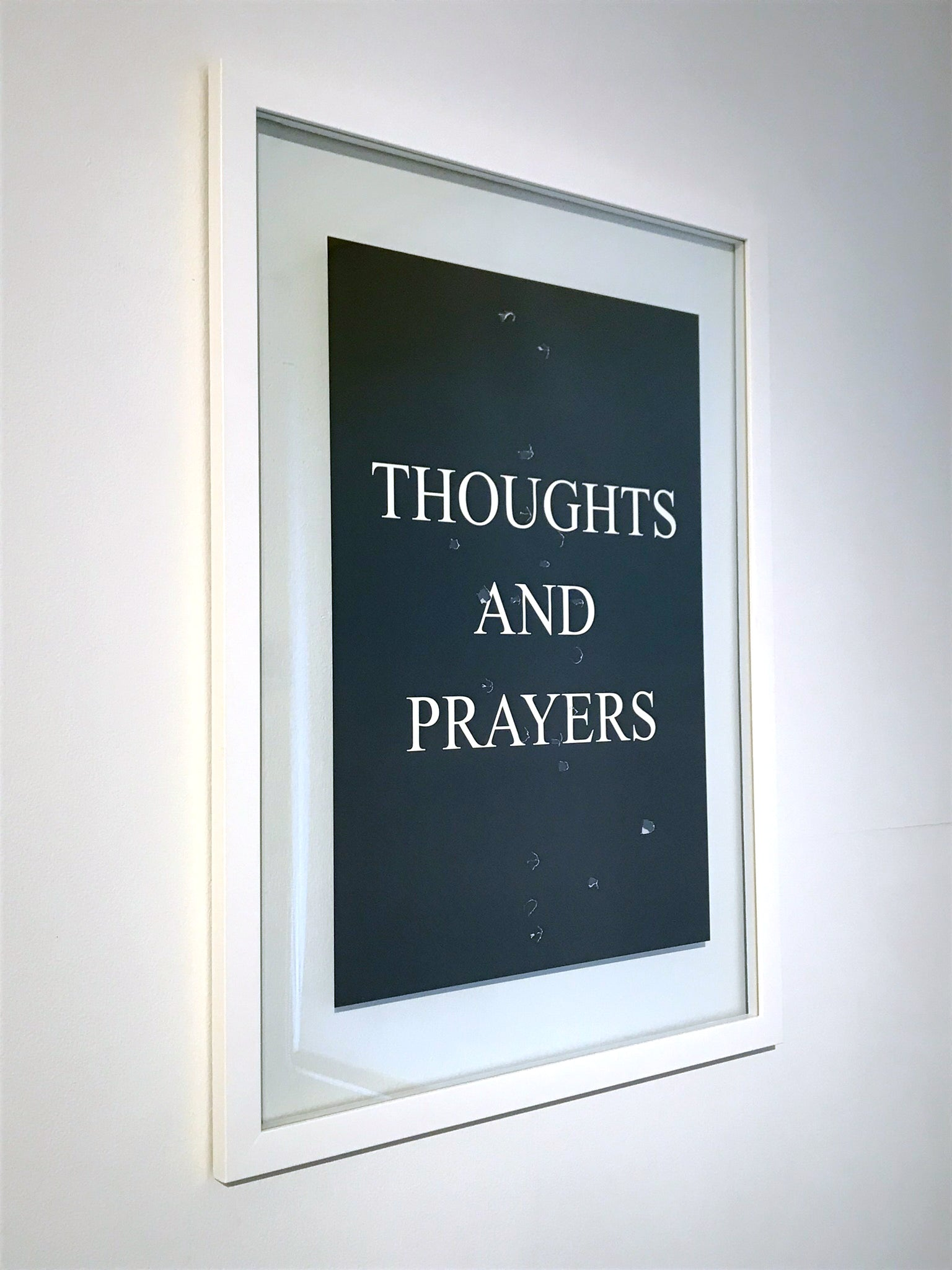 "Sarah Maple ""Thoughts and Prayers"""