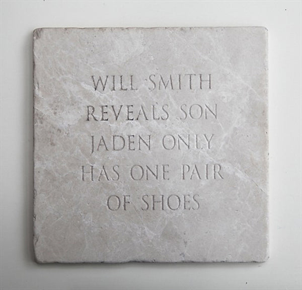 "Sarah Maple ""Will Smith Reveals Son Jaden Only Has One Pair Of Shoes"""