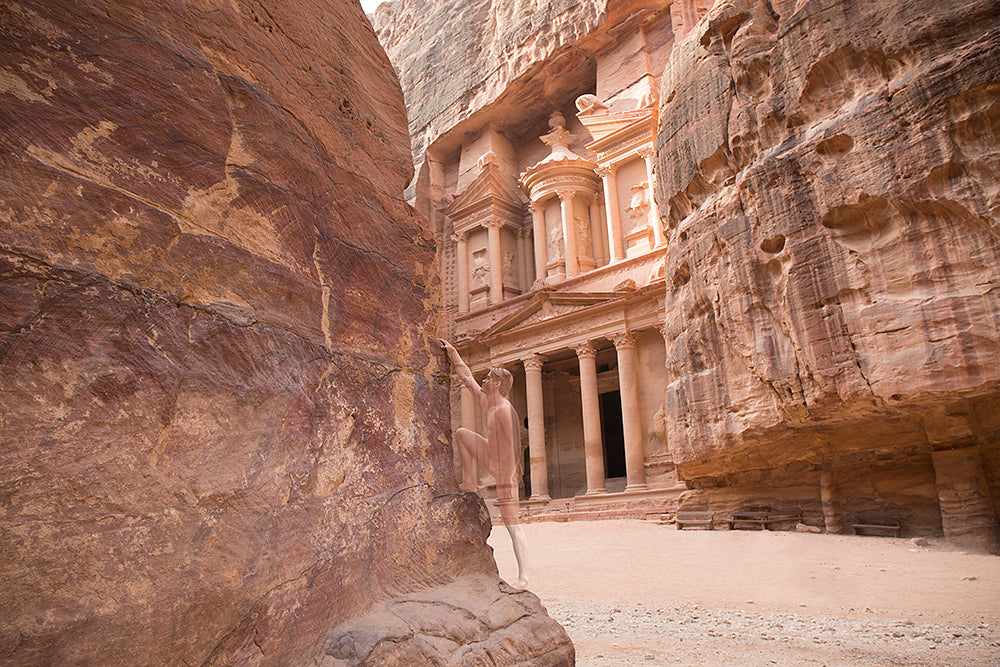 "Trina Merry ""Lost in Wonder: Petra"""