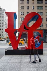 "Trina Merry ""Love Statue NYC"""