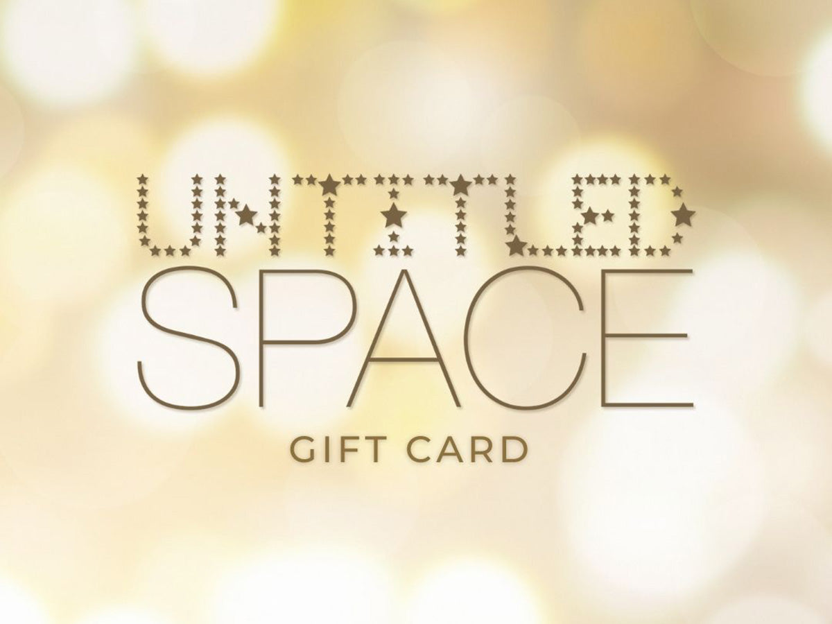 The Untitled Space Gift Card