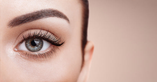 A guide to growing back your eyelashes and eyebrows