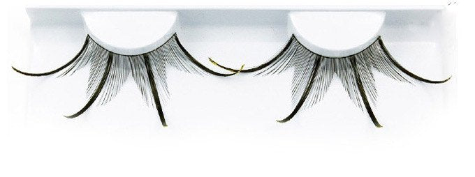 Black Incy Wincy Spider Lashes