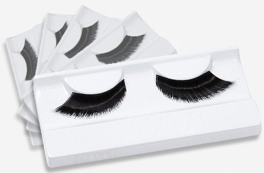 Synthetic black fake lashes Five Pack