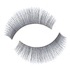 Synthetic Hair Thin False Lashes