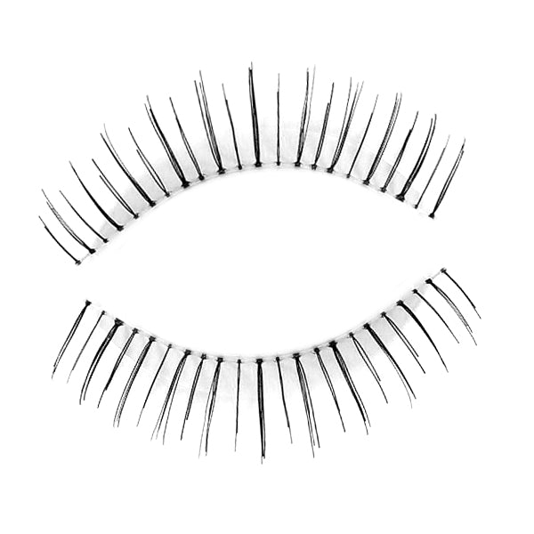 Human Hair Small Thick Density False Lashes