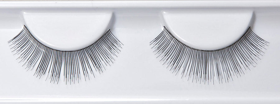 Sythentic Black False Eyelashes/Alopecia