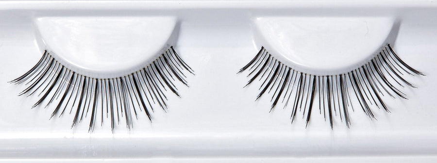Synthetic Black False Eyelashes/Alopecia