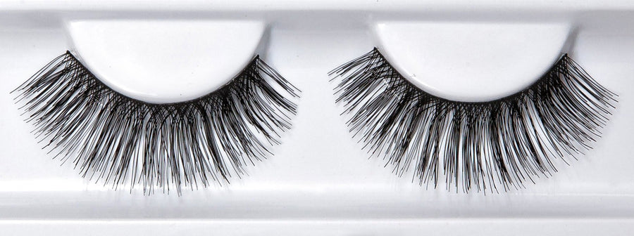 Human Hair False Natural Lashes