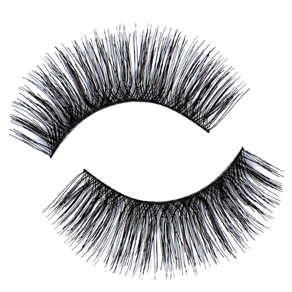 Human Hair Light False Eyelashes