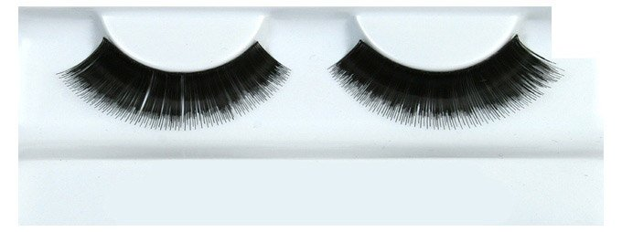 Thick Black Fabulous False Eyelashes