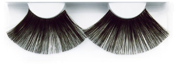 Synthetic Hair Extra Long False Eyelashes